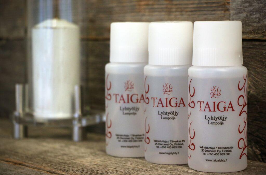 TAIGA-LAMP OIL